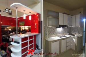Gambar Kitchen Set Minimalis & Modern