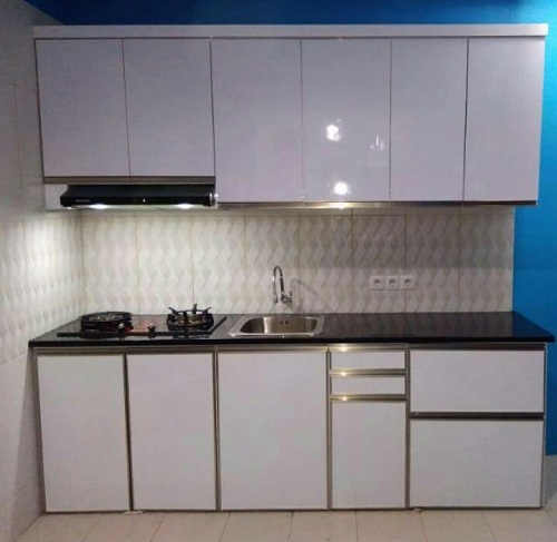 Kitchen Set Anti Rayap 8 Keunggulan Bahan Aluminium Composite Panel