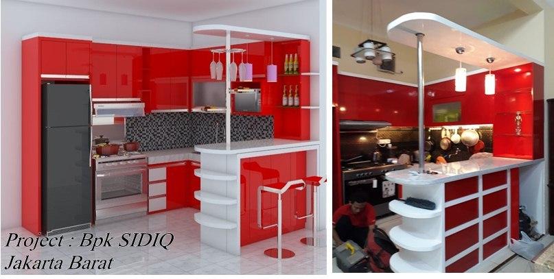 Jasa Kitchen Set Aluminium Service Ac Pompa Air