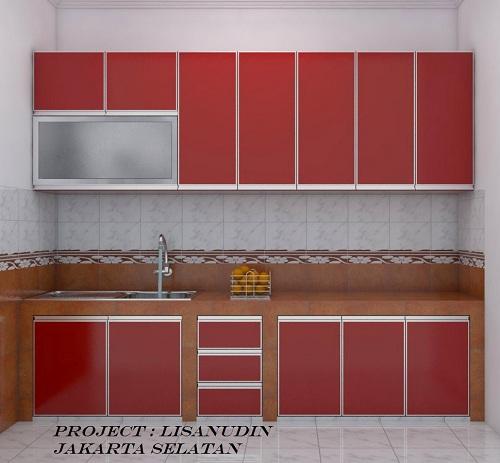 Jasa Kitchen Set Jakarta 100 Layanan Jasa Interior Profesional Jakarta