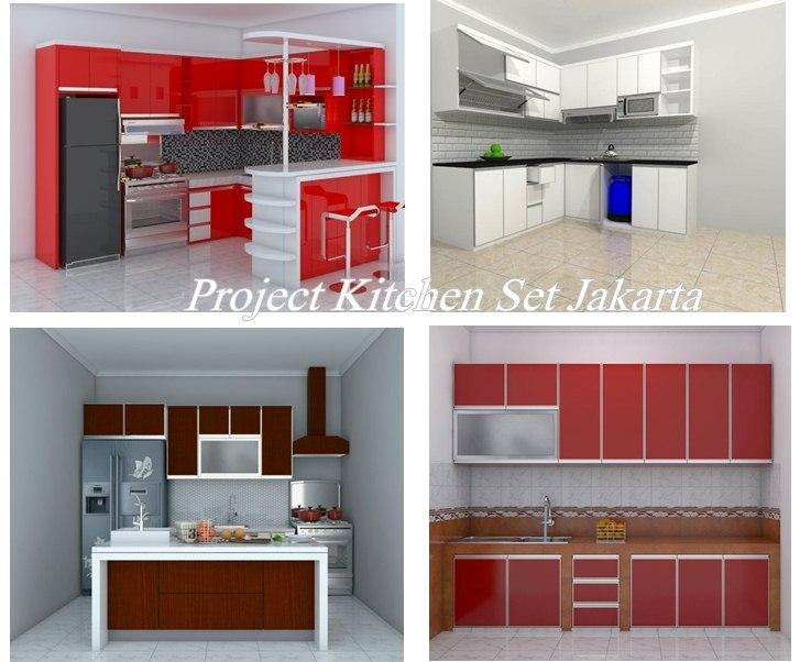 Jasa Kitchen Set Jakarta